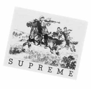Supreme - 最安値【Supreme】シュプリーム ステッカー デカール シール 白黒