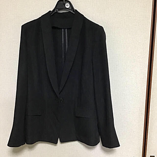 THE SUIT COMPANY - littlechic ショールカラージャケット 新品未使用