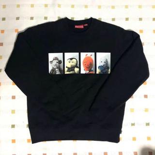 Supreme - supreme × Mike Kelley クルーネック スウェットシャツ