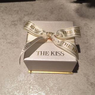 ザキッス(THE KISS)のTHE KISS ケース 箱(リング(指輪))
