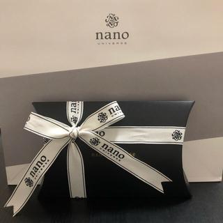 ナノユニバース(nano・universe)のnano universe ナノユニバース プレゼント用 紙袋(ショップ袋)