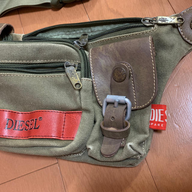 DIESEL(ディーゼル)のとも様 専用 メンズのバッグ(ボディーバッグ)の商品写真