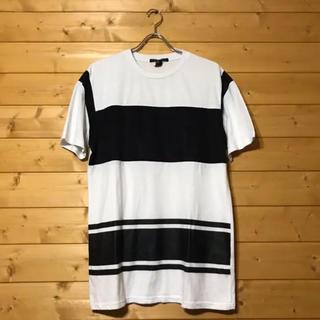 FOREVER 21 - Forever21 メンズ メッシュ 切り替え Tシャツ