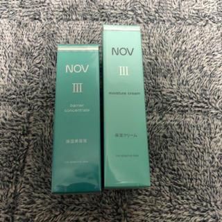 ノブ(NOV)のnov セット(化粧水 / ローション)