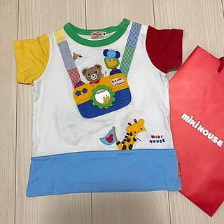 ミキハウス(mikihouse)のミキハウス 90 カメラTシャツ (Tシャツ/カットソー)