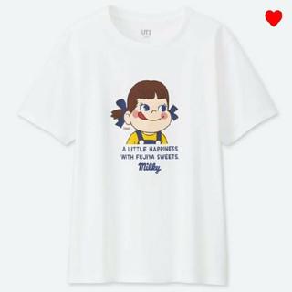 フジヤ(不二家)のペコちゃん(Tシャツ(半袖/袖なし))