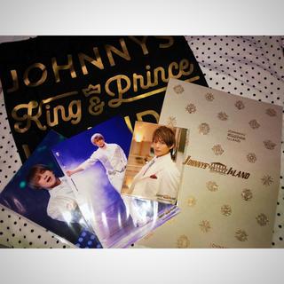 ジャニーズ(Johnny's)のJohnnys' King&Prince Island グッズ(男性アイドル)