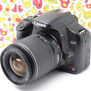 Canon - ❣️初心者にオススメ❣️EOS Kiss X2 レンズキット  30日保証