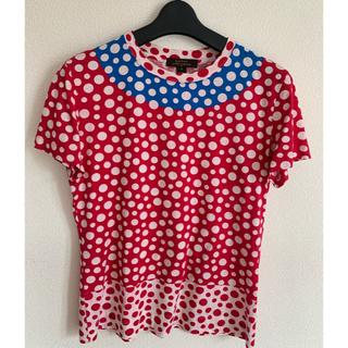 ルイヴィトン(LOUIS VUITTON)の【美品】ルイヴィトン tシャツ S(Tシャツ(半袖/袖なし))