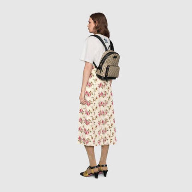 Gucci(グッチ)のGUCCI  バックパック レディースのバッグ(リュック/バックパック)の商品写真