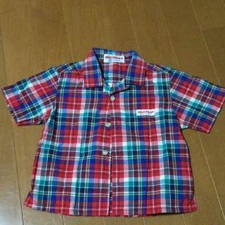 ミキハウス(mikihouse)のミキハウス シャツ(Tシャツ/カットソー)