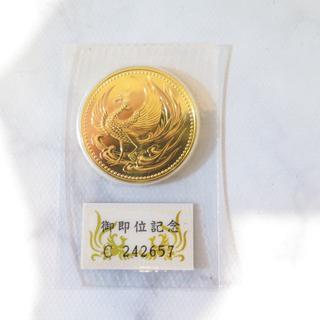 御即位10万円金貨 24金 30g