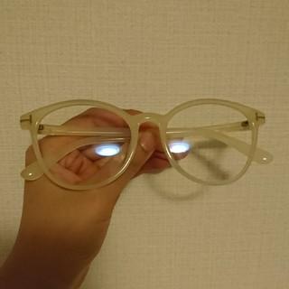 ゾフ(Zoff)の* だてメガネ ファッショングラス サングラス ボストン フラミンゴ *(サングラス/メガネ)