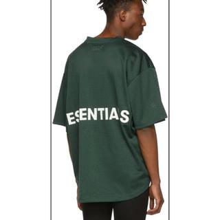フィアオブゴッド(FEAR OF GOD)のM Fear Of God Essentials Mesh 緑 fog tシャツ(Tシャツ/カットソー(半袖/袖なし))