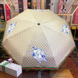 グッチ(Gucci)のアンブレラ 折り畳み式4色(傘)