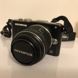 OLYMPUS - 美品 オリンパス PEN Lite ミラーレス一眼 カメラ