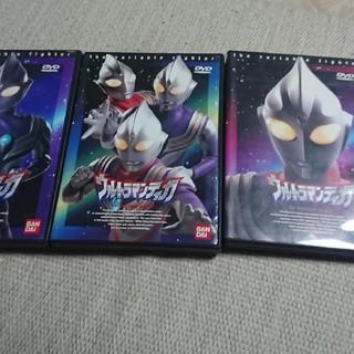 BANDAI - ティガ dvd