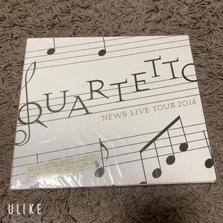 NEWS - 【NEWS】LIVEBluRay 初回限定盤