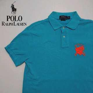 ポロラルフローレン(POLO RALPH LAUREN)のPOLO RALPH LAUREN 胸刺繍 ポロシャツ ラルフローレン N150(ポロシャツ)