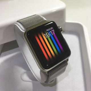 Apple Watch - Apple Watch Stainless Steel 42mm