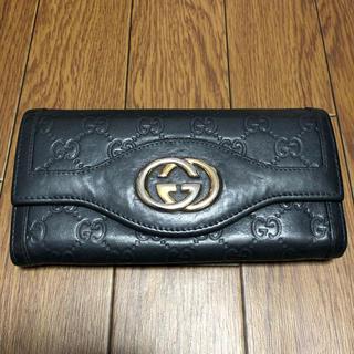 グッチ(Gucci)のGUCCI✨グッチ✨GG✨黒(財布)