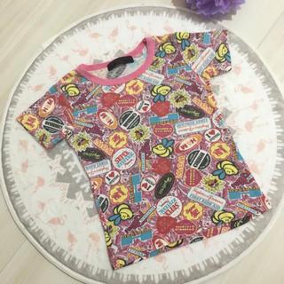 ヒステリックミニ(HYSTERIC MINI)のヒスミニ☆Tシャツ☆120(Tシャツ/カットソー)
