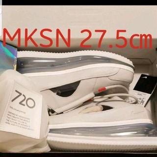 ナイキ(NIKE)の27.5㎝ NIKE AIR MAX FF720 ホワイト ナイキ(スニーカー)