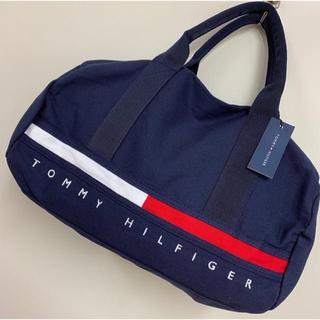 TOMMY HILFIGER - 新品 トミーヒルフィガー ミニボストンバッグ