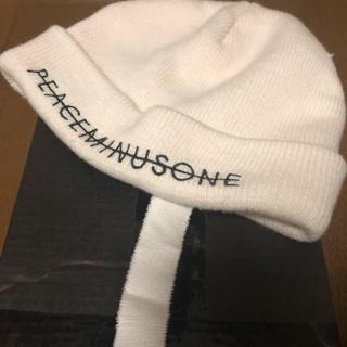 ピースマイナスワン(PEACEMINUSONE)のpeaceminusone  gr8様用(ニット帽/ビーニー)