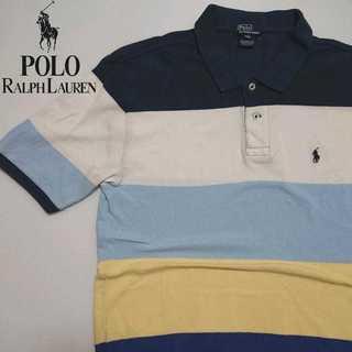 ポロラルフローレン(POLO RALPH LAUREN)のPOLO by RALPH LAUREN ポロシャツ ボーダー N152(ポロシャツ)