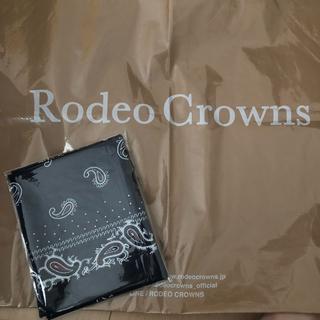 ロデオクラウンズ(RODEO CROWNS)のロデオ スパイラルガール(ショップ袋)