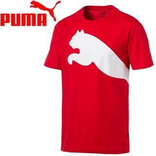PUMA - 【未使用】プーマ オーバーサイズロゴ SS Tシャツ メンズ Lサイズ