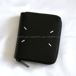 マルタンマルジェラ(Maison Martin Margiela)のメゾンマルジェラ レザー ウォレット 財布 マルタンマルジェラ(折り財布)