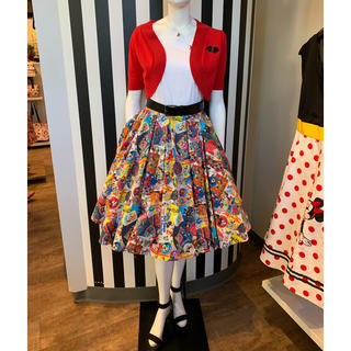 Disney - 日本未発売 Disney dress shop ミッキー レトロドレス