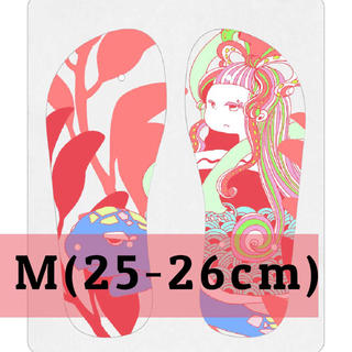 【octopus Sandals/M】(サンダル)