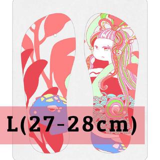 【octopus Sandals/L】 (サンダル)