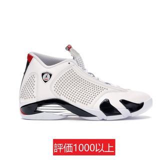 シュプリーム(Supreme)のSupreme Nike Air Jordan 14 白 27cm(スニーカー)