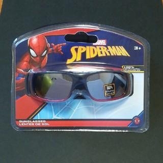 マーベル(MARVEL)のスパイダーマン 子ども用サングラス 3歳 MARVEL 100%UVカット(サングラス)
