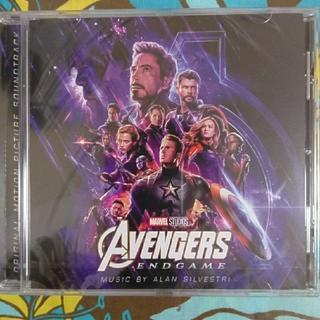 マーベル(MARVEL)のAvengers: Endgame OST/Alan Silvestri(映画音楽)