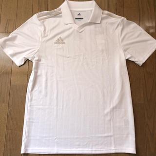 アディダス(adidas)のadidas ドライ 半袖 襟付き シャツ(Tシャツ/カットソー(半袖/袖なし))