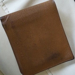ブルガリ(BVLGARI)のブルガリ 折り財布 ブラウン(折り財布)