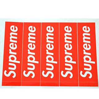 Supreme - ⭐︎最安値⭐︎SUPREME(シュプリーム)ステッカー 5枚セット