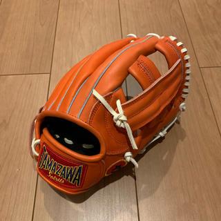 タマザワ(Tamazawa)の玉澤 TAMAZAWA ソフトボール オーダー グローブ 新品(グローブ)