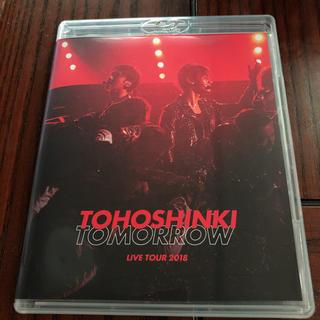 トウホウシンキ(東方神起)の東方神起/LIVE TOUR 2018~TOMORROW~〈2枚組〉(ミュージック)
