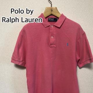 ポロラルフローレン(POLO RALPH LAUREN)のPolo by Ralph Lauren ポロ ポロシャツ ピンク Mサイズ(ポロシャツ)