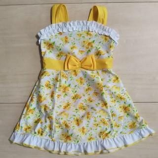 ニシマツヤ(西松屋)の美品‼️女の子水着110サイズ(水着)