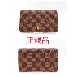 LOUIS VUITTON - ルイヴィトン ダミエ 財布