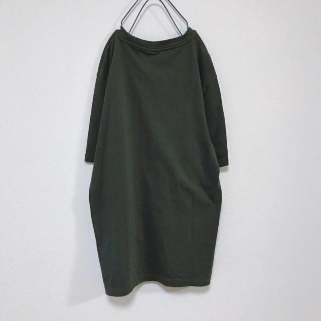 adidas(アディダス)の希少 古着 adidas originals  ビック ロゴ  刺繍 Tシャツ メンズのトップス(Tシャツ/カットソー(半袖/袖なし))の商品写真