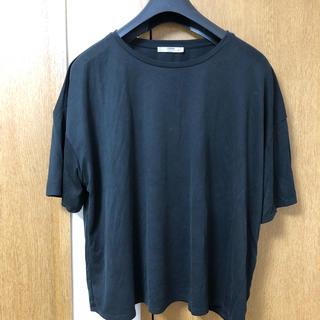 ZARA - ザラ シンプル ルーズ Tシャツ