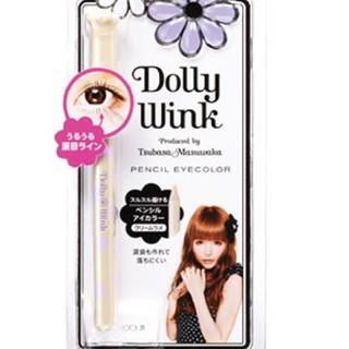 ドーリーウィンク(Dolly wink)の新品 ドーリーウインク クリームラメ(その他)